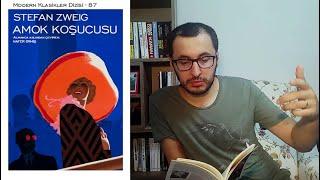 Amok Koşucusu - Stefan Zweig   viKİTAP Serisi 12