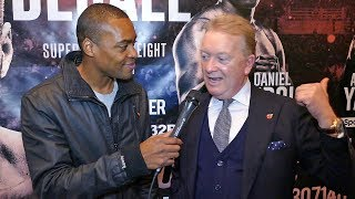 Frank Warren on Tyson Fury 2018 RETURN! & RIPS Anthony Joshua fight