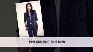 Pinocchio Cast and Character Concept Park Shin Hye, Lee Jong Suk, Seo Beom Jo, Lee Yoo Bi