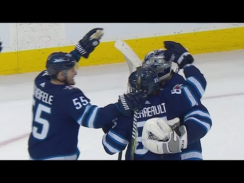 Complete Bruins – Jets shootout | Mar. 27