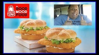 Arby's - The Fish Sandwich Review!