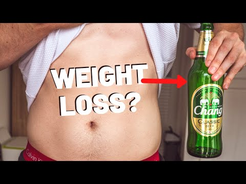 Stopping Drinking and Weight Loss: 4 Things To Expect