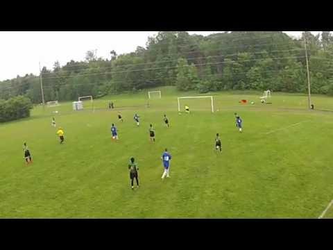 ERSL Boys U14 L3   Gloucester v Capital United   1st Half