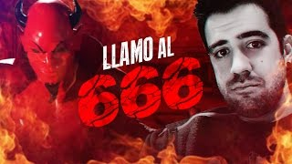 LLAMO AL 666 Y ME CONTESTA SATANÁS