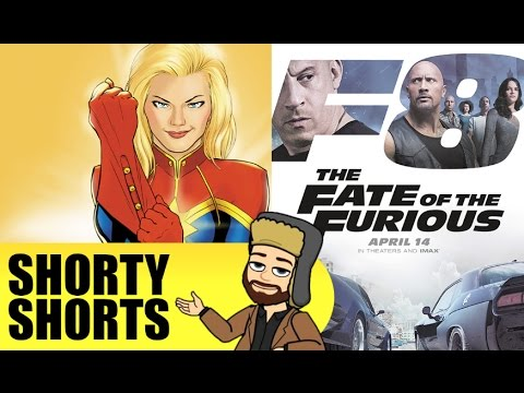 FATE OF THE FURIOUS BOX OFFICE! CAPTAIN MARVEL DIRECTOR! BABY GROOT!