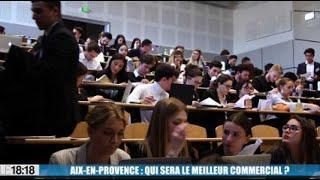 Aix-en-Provence : qui sera le meilleur commercial ?