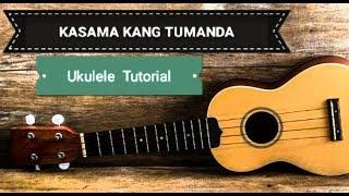 Kasama Kang Tumanda by Toni Gonzaga   EASY UKULELE TUTORIAL