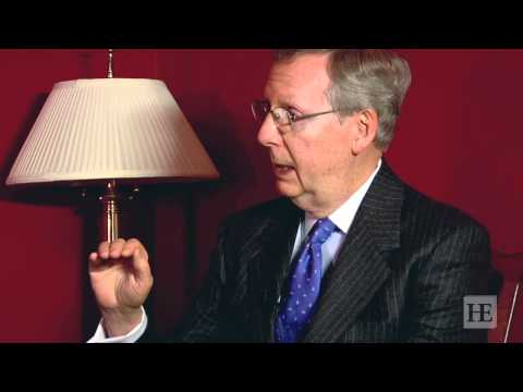 McConnell: Obama is the most divisive president in my lifetime