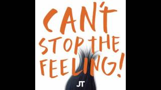 """Justin Timberlake - CAN'T STOP THE FEELING (Original Song from DreamWorks Animation """"TROLLS"""")"""