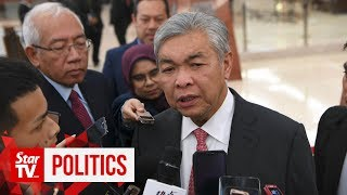 """Zahid: Controversial pro-China comic book was distributed in schools by """"someone"""""""