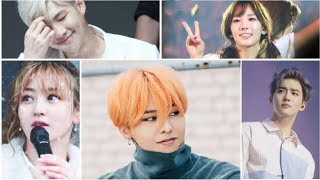 """Top 10 trưởng nhóm """"đỉnh"""" nhất Kpop [tin tức trong ngày]"""