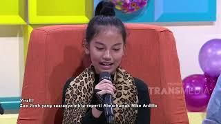 Zoe Jireh, Suaranya Mirip Almarhumah Nike Ardilla!    Best Moment P3H (20/3/20)