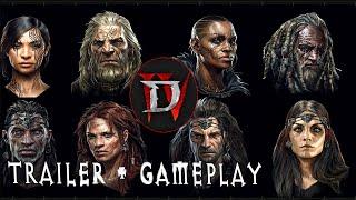 DIABLO IV - Deutscher Offizieller Trailer + Gameplay