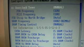 E5200 overclock @ 4.0GHZ & ASUS P5QL-E