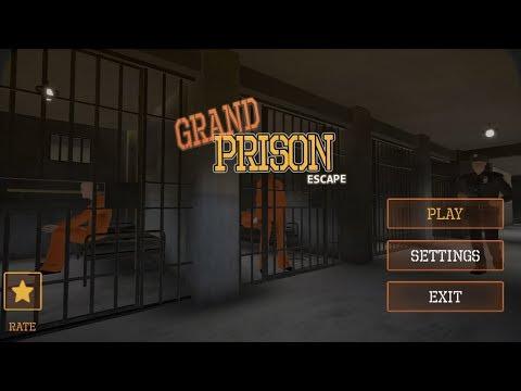 Grand Prison Escape (Gameplay Walkthrough Ios)