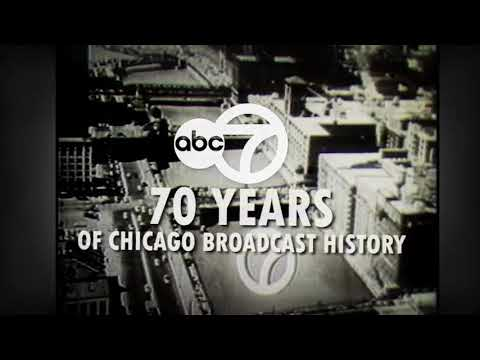 ABC7 Chicago 70th Anniversary Timeline