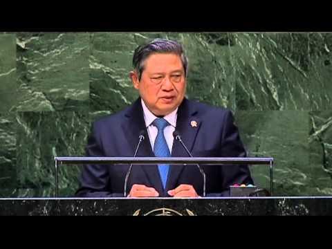Pidato Presiden Susilo Bambang Yudhoyono di PBB - Liputan Khusus VOA 25 September 2014