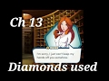 KISSING IN THE WINE CELLAR Choices:- Endless Summer Book 1 Chapter #13 (Diamonds used)