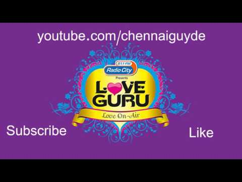 Difference between Love and Sex | Radio City Love Guru Tamil