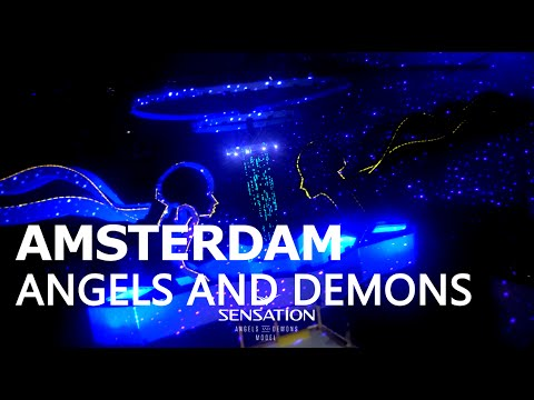 Post event movie Sensation Netherlands 2016 'Angels and Demons' presented by Sensationmodel