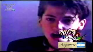 PABLO RUÍZ - Espejos Azules (Video Original Sonido Remaster...