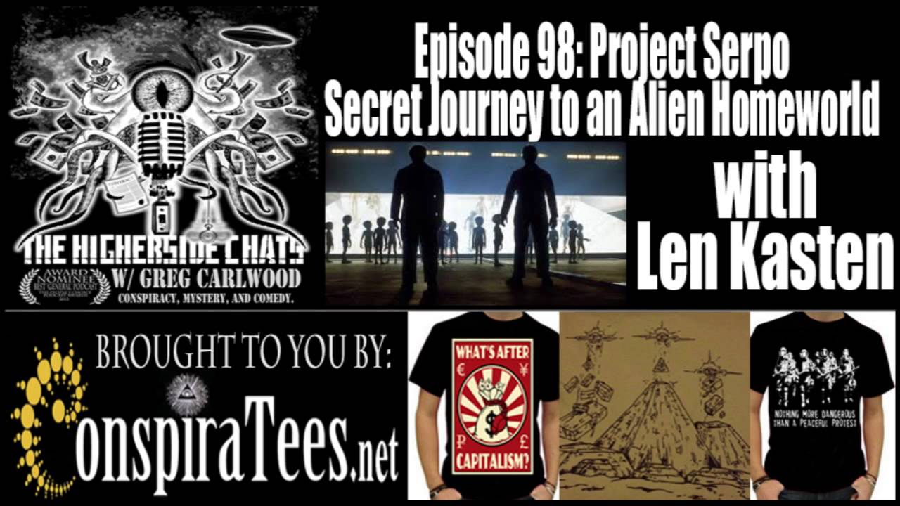 THC 98: Project Sepro: Secret Journey To An Alien Homeworld
