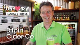 Explore Bilpin NSW with Hawkesbury local Sean Prendergast from Bilpin Cider Co