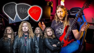 FAQ125 - MEGADETH ARE BACK, NEW GUITAR PICKS, NAMM CONCLUSION, LEARN TO SOLO