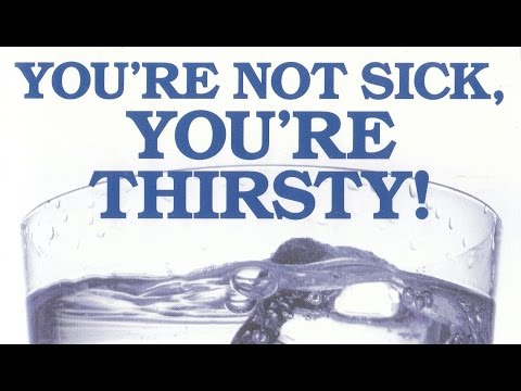 Your Body's Many Cries For Water Documentary