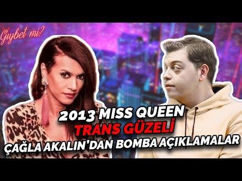 Trans Güzeli Çağla Akalın'dan Bomba Açıklamalar! | Gıybet Mi? #24