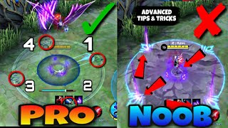 ADVANCED LING TUTORIAL 2020 | Pro Guide | Tips & Tricks Mobile Legends