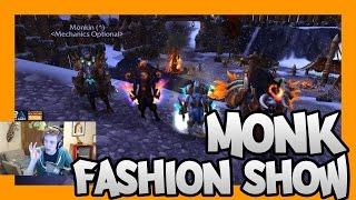 Repeat youtube video MONK FASHION SHOW - STREAM DECIDES WINNER