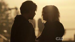 Clarke and Bellamy reunites | Bellarke | The 100 6x13 (Finale)