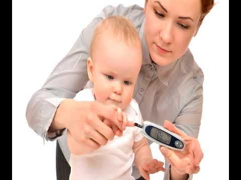 Сахарный диабет у детей Первые симптомы