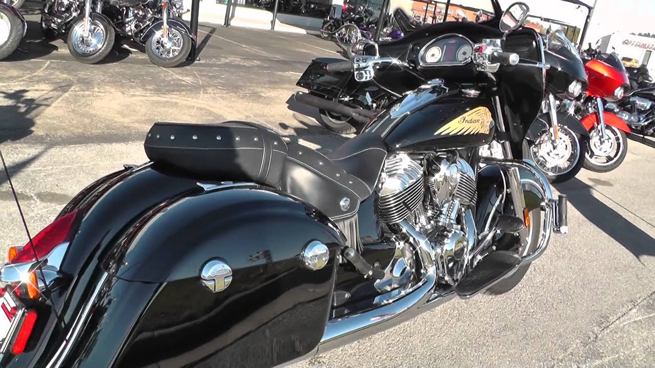 312662 2014 Indian Chieftain Used Motorcycle For Sale
