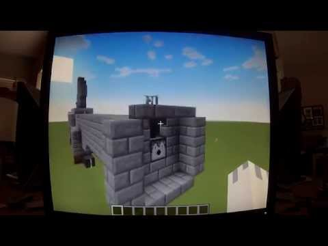 Minecraft Guns: Boys Anti Tank Rifle Mark 1