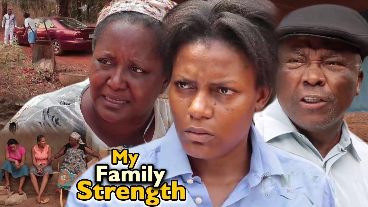 Download My Family Strength Season 3 & 4 - 2018 Latest Nigerian Movie
