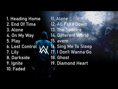 Alan Walker Full Album 2020 - Alan Walker New Song Full Album 2020   Best of Alan Walker 2020