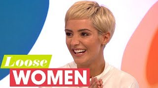 How Frankie Bridge Managed Her Anxiety to Present Cannonball | Loose Women