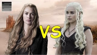 Game of Thrones Season 7 Predictions Dany Vs. Cersei feat. Talking Thrones