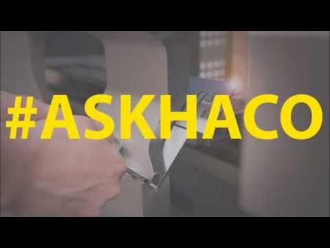 #askhaco episode 1