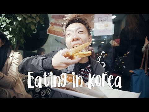Eating in Korea - Seoul and Busan | 2016