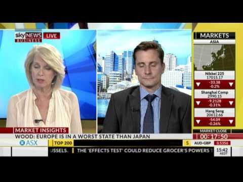 Sky News Business Geoff Wood  23 March 2016