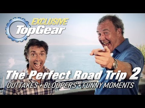 Top Gear  The Perfect Road Trip 2 | Behind the Scenes & Outtakes |