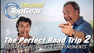 Top Gear — The Perfect Road Trip 2 | Behind the Scenes & Outtakes |