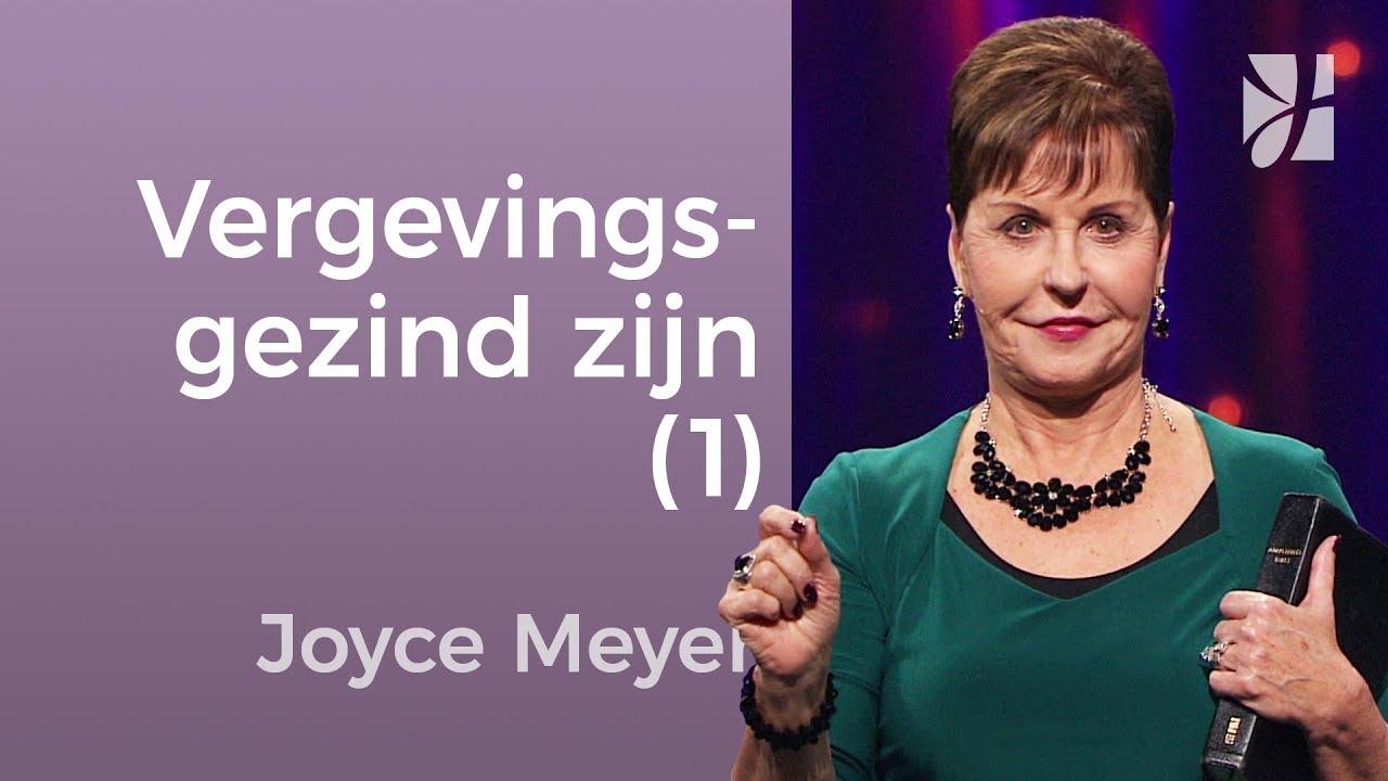 Een vergevingsgezinde houding aannemen (1) – Joyce Meyer – Relaties laten werken