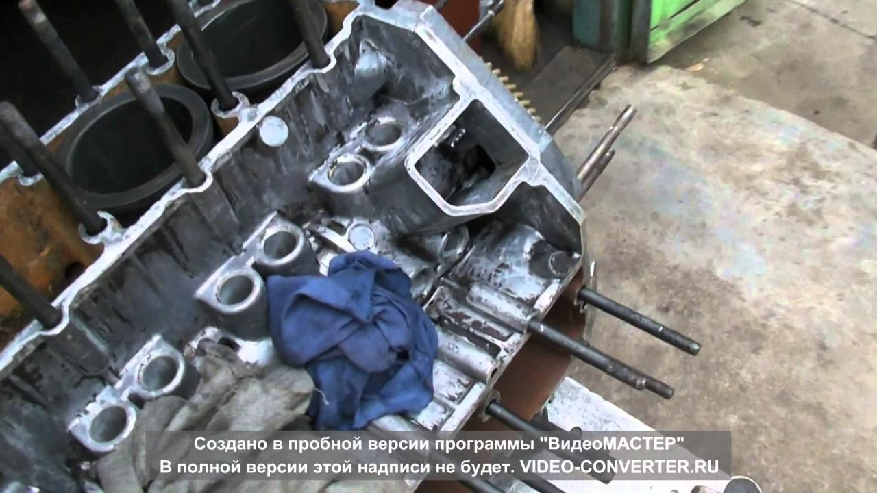 ЛФ250Ф3 Servo фрезеровка поршня ЗМЗ-511 - YouTube