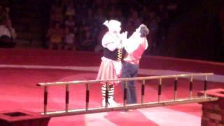 Национальный цирк Украины в Киеве.Клоуны