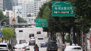 배출가스 저감장치 없는 5등급 차량…수도권 운행제한 /…