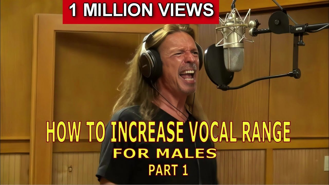 How to sing for guys